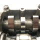 04-05 trx450r camshaft and cam holder