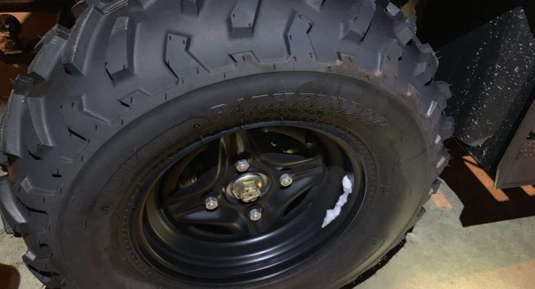NEW Kenda K530 Tires and Wheels