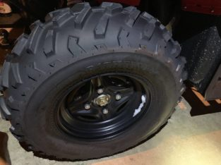 NEW Kenda K530 Tires w/Wheels
